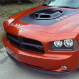 Charger 5.7L Hemi Shaker Hood Scoop System - 06+