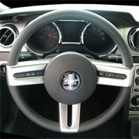 2005 - 2009 Mustang Steering Wheel Cover Kit