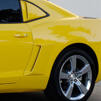 2010-13 Camaro Rear Body Scoop Kit