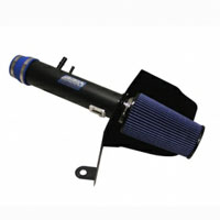 Mustang V6 Black Out Series Cold Air Intake System - 11-12