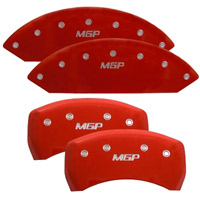 Dodge/Chrysler Full Set (4) Caliper Covers w/MGP Logo - 05-13