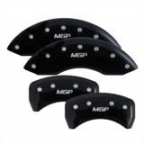 Corvette Full Set (4) Caliper Covers C5, C6, Z06 & C6GS - 97-12