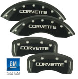 C4 Corvette Full Set (4) Caliper Covers - 88-96