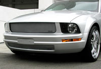 05+ Mustang V6 Lower Grille Kit