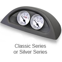 99-04 Mustang Electric Twin Gauge Pod