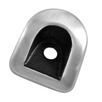 2005-2013 Mustang Lock Knob Grommet Covers
