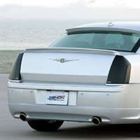 Chrysler 300 & 300C GT Styling Smoke Taillight Covers - 05-09