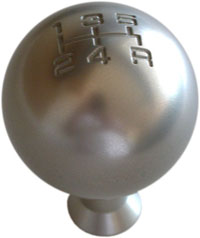 Billett 35th Anniversary Shift Knob
