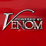 """Powered by Venom"" Emblem"