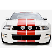 Mustang GT 3dCarbon Eleanor Style Grille - 2010-2012