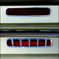 3rd Brake Light Highlight - Mustang 2005-2009