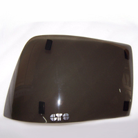 GTS Rear Tailights Smoked - 99-04