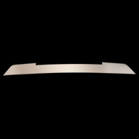 2005-2009 Roush Stainless Steel Hood Scoop Insert