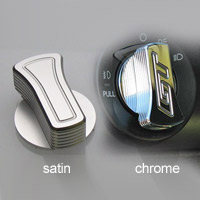 Billet Headlight Cover -2005-2013 Mustang