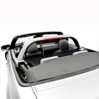 Mustang Wind Deflector Compatible w/Existing Light Bar - 2015