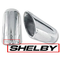 Shelby Exhaust Tips for Stock GT Exhaust - 2005-2007
