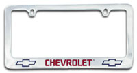 Chevrolet License Plate Frame