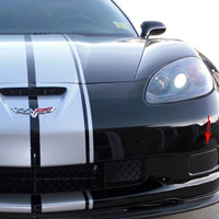 Z06 & ZR1 Fog Light Blackout Kit - 06-10