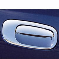 Dodge Challenger Chrome Door Handle Covers - 08-13