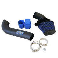 Mustang 5.0L Black Out Cold Air Intake System - 86-93