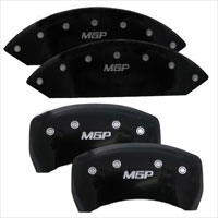 LX Platform MGP Logo Powder Coated Caliper Covers - 11-12