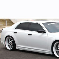 Chrysler 300C 4pc Body Kit - 11-12