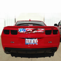 2010+ Camaro 4pc Smoked Taillight Covers