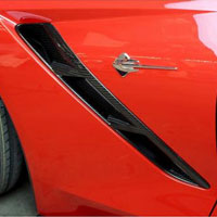 Corvette C7 Fender Vents - 2014+