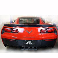 Corvette C7 Rear Deck Spoiler - 2014+