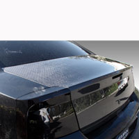Charger Carbon Fiber Deck Lid - 06-10