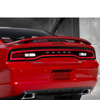Charger 2011-Up Factory Style Daytona Spoiler - 2011+