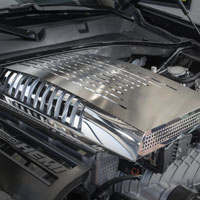 Charger Hellcat Plenum/Supercharger Engine Cover - 2015