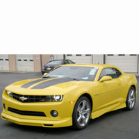 Camaro 10-up Razzi V6 4pc Body Styling Kit - 10+