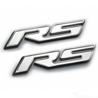 "Camaro Chrome or Black ""RS"" Badges - 2010"