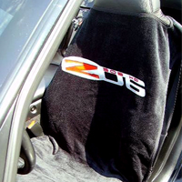 Seat Armour Z06 Embroidered Seat Towel