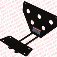 Camaro Z28 STO N SHO™ Front License Plate Bracket Mount - 95-97