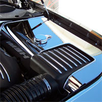 Challenger, Charger & Chrysler 300 Air Box Cover Strips