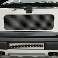 Ford Raptor Grille Fascia Front Brushed - 10-13
