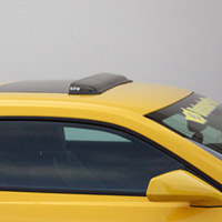 2010+ Camaro Sunroof Deflector