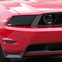 2010-2013 Mustang V6 & GT Smoke Headlight Cover