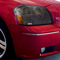GTS Dodge Magnum Headlight Covers - 05-07
