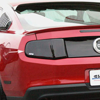 2010-2013 Mustang V6 & GT Smoke Taillight Covers