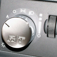 Charger Headlight Switch Cover - 05+