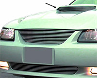 1999-2004 GT or Pony Hood Scoop Billet Grille
