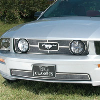 Mustang GT Heritage Grille by E&G - 2005 - 2009
