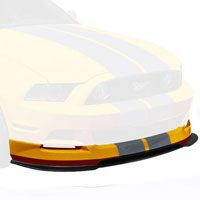 Mustang V6/GT 9pc 3dCarbon Body Kit Boy Racer-School Bus Yellow