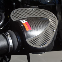 Mustang V8 & GT 5.0 Air Box Cover Perforated - 11-13