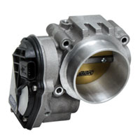 Mustang 3.7L V6 73mm BBK Power Plus Throttle Body - 11-12