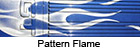 Flame Fuel Rail Covers - Mustang 2005-2012