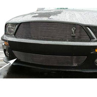 2007-2009 Mustang GT500 Lower Grille Overlay